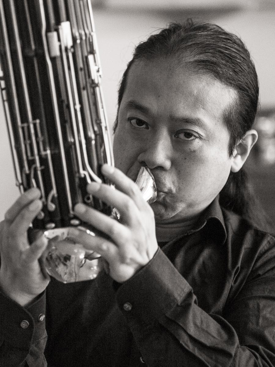 Portrait Wu Wei, Musiker