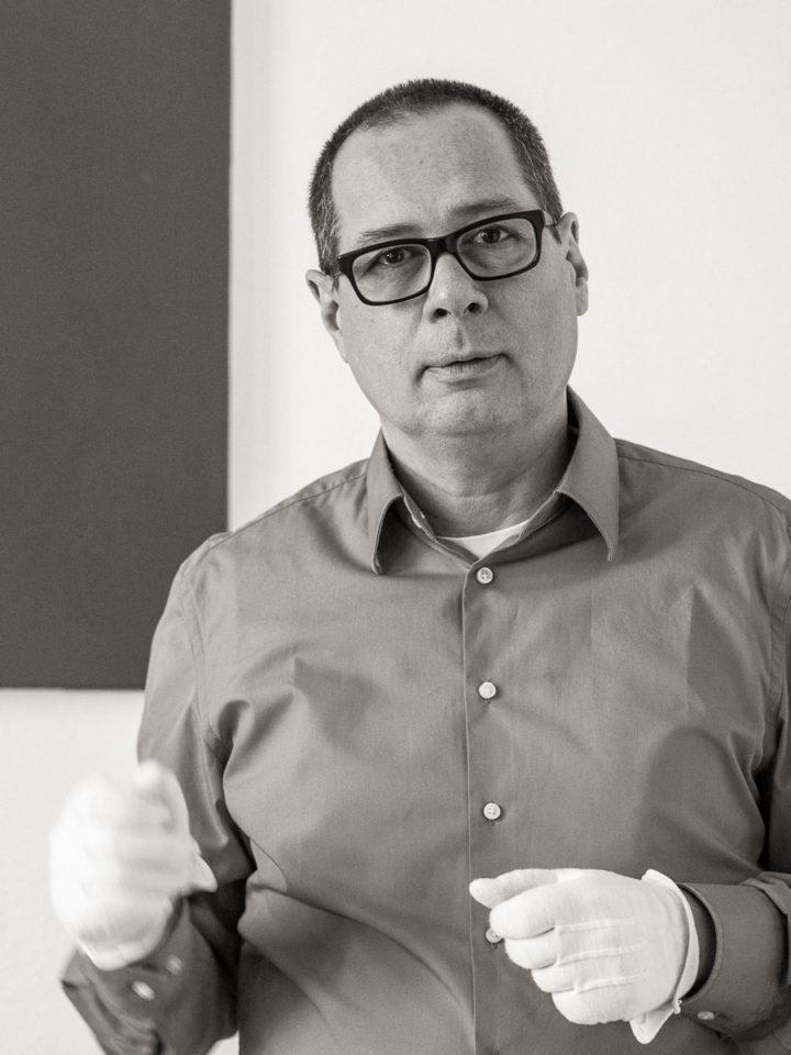 Portrait: Adib Fricke